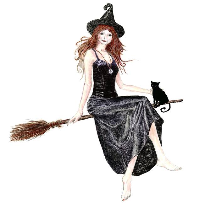 Witch-on-a-Broomstick_art